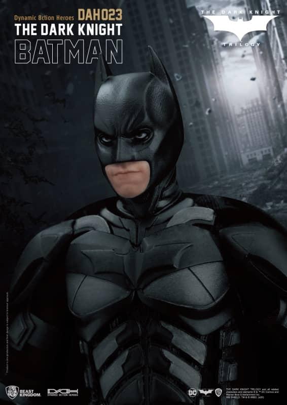 The Dark Knight Dah 023 Dynamic 8 Ction Heroes Batman 5