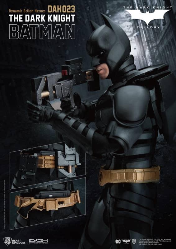 The Dark Knight Dah 023 Dynamic 8 Ction Heroes Batman 6