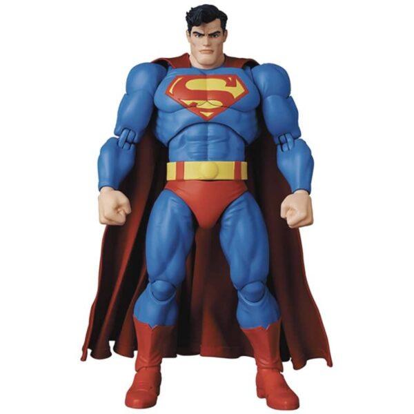 The Dark Knight Returns Superman Mafex