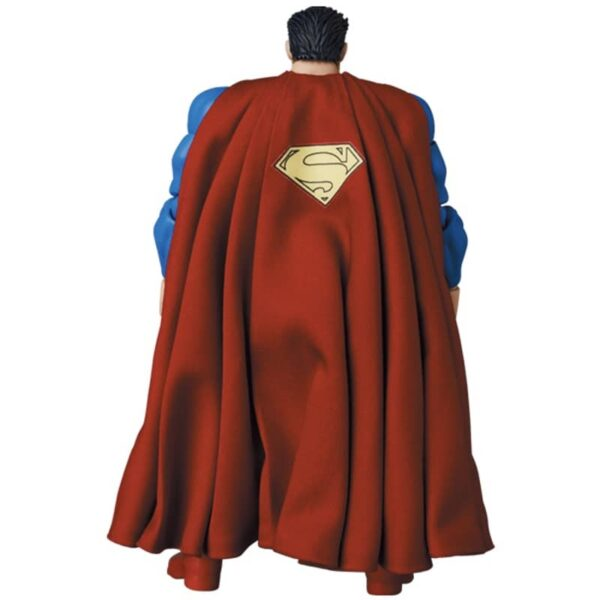 The Dark Knight Returns Superman Mafex 2