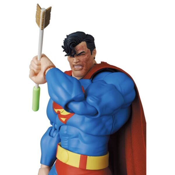 The Dark Knight Returns Superman Mafex 5