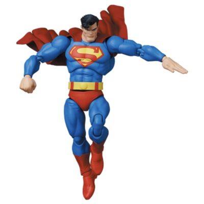 The Dark Knight Returns Superman Mafex 6