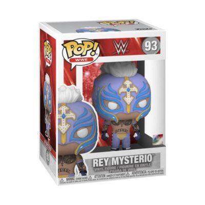 WWE Rey Mysterio Funko