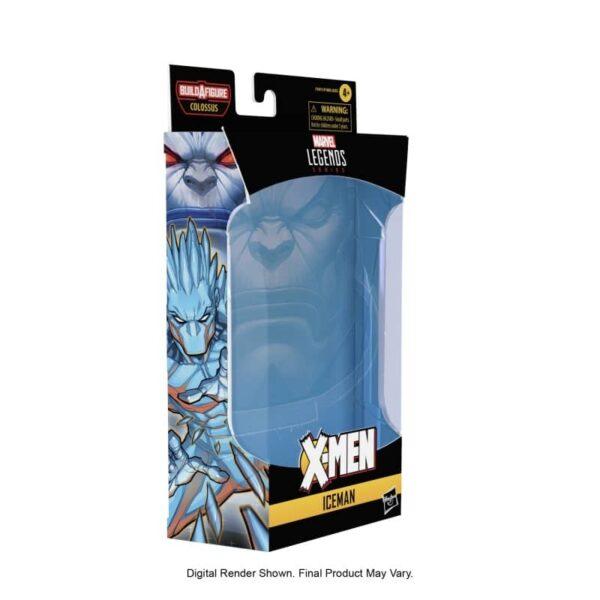 X men Age Of Apocalypse Marvel Legends Colossus BAF 10