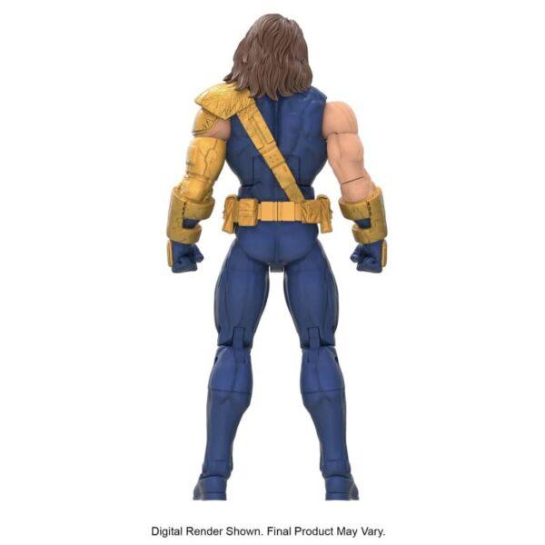 X men Age Of Apocalypse Marvel Legends Colossus BAF 21
