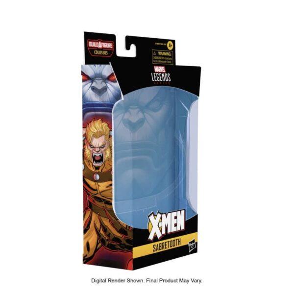 X men Age Of Apocalypse Marvel Legends Colossus BAF 27