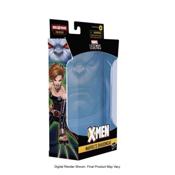 X men Age Of Apocalypse Marvel Legends Colossus BAF 6