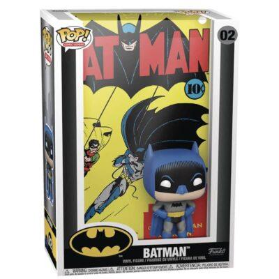 Dc Batman Comic Cover Funko