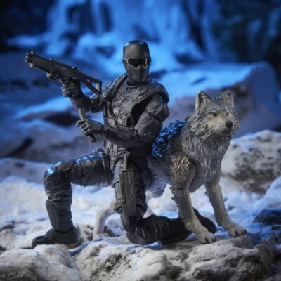 G.I. Joe Classified Series Timber Wolf