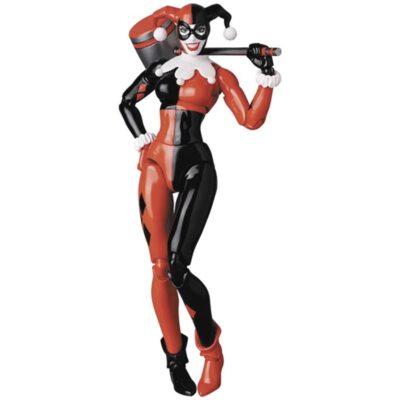 Hush Harley Quinn Mafex