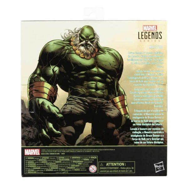 Marvel Legends Maestro Hulk 3