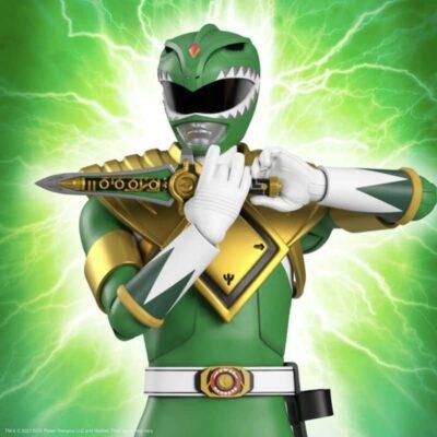 Ultimates Green Ranger