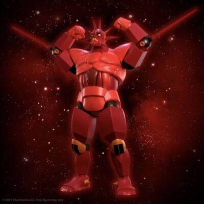 SiverHawks Ultimates Armored Mon*Star