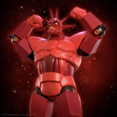 Armored MonStar