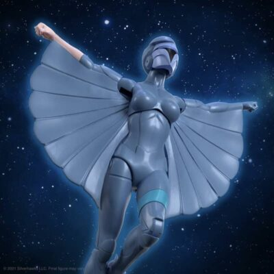 SilverHawks Ultimates Steelheart