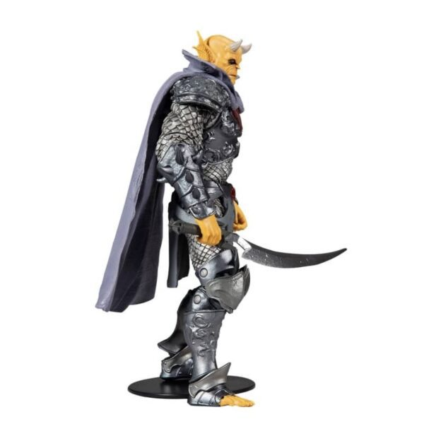 DC Multiverse Demon Knight Etrigan Action Figure 3