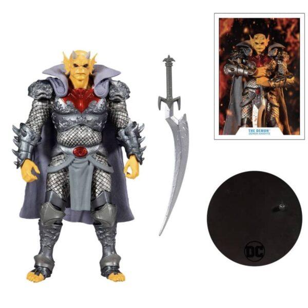 DC Multiverse Demon Knight Etrigan Action Figure 6