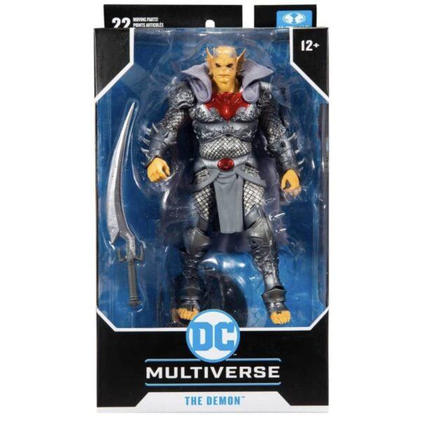 DC Multiverse Demon Knight Etrigan Action Figure 7