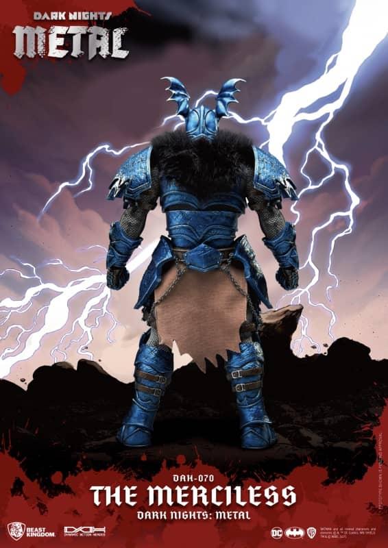 Dark Knight Death Metal Dah 070 Dynamic 8 Ction 2