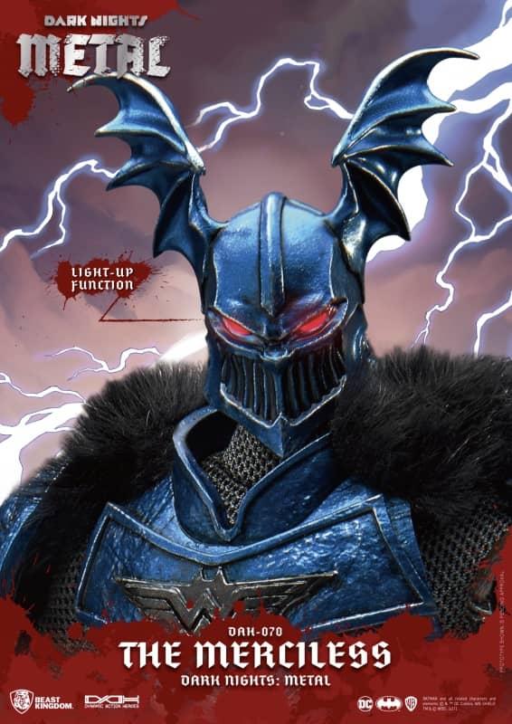 Dark Knight Death Metal Dah 070 Dynamic 8 Ction 7