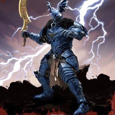 Dark Knight Death Metal The Merciless