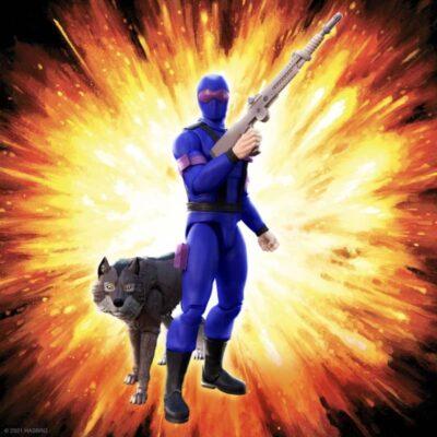 G.I. Joe ULTIMATES! Snake Eyes