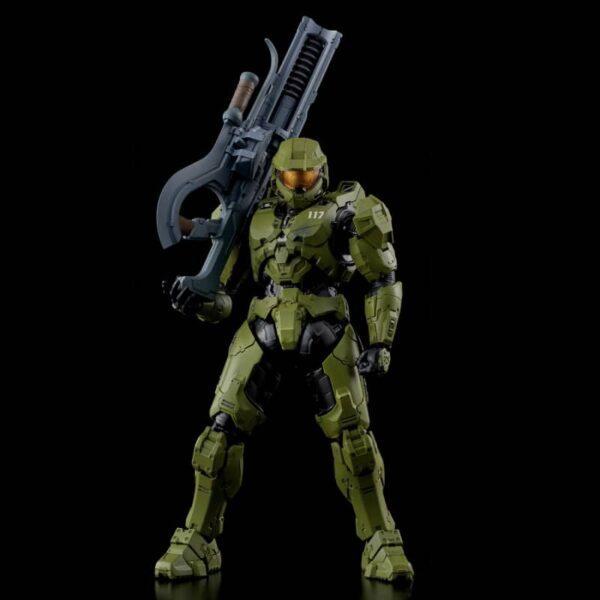 Halo Infinate Master Chief Mjolnir Mkvi Gen 3 112 Action Figure Px Previews Exclusive 2