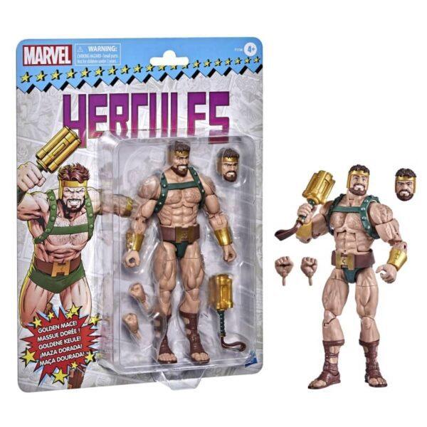 Marvel Legends Hercules Retro 3