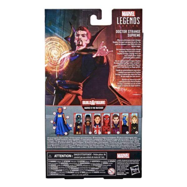 Marvel Legends What If Watcher BAF Doctor Strange Supreme 6