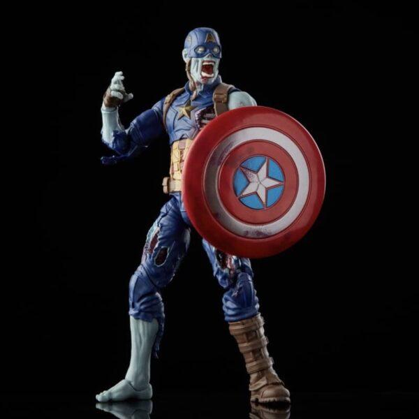 BAF Zombie Captain America