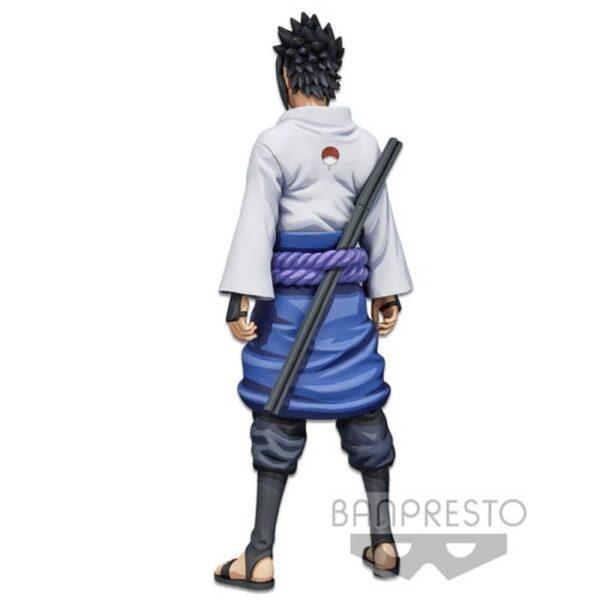 Naruto Shippuden Grandista Uchiha Sasuke Manga Dimensions Figure 3