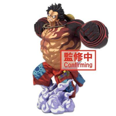 Dimensions Luffy Gear 4