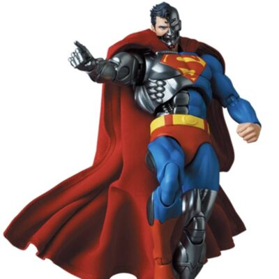 Cyborg Superman Mafex