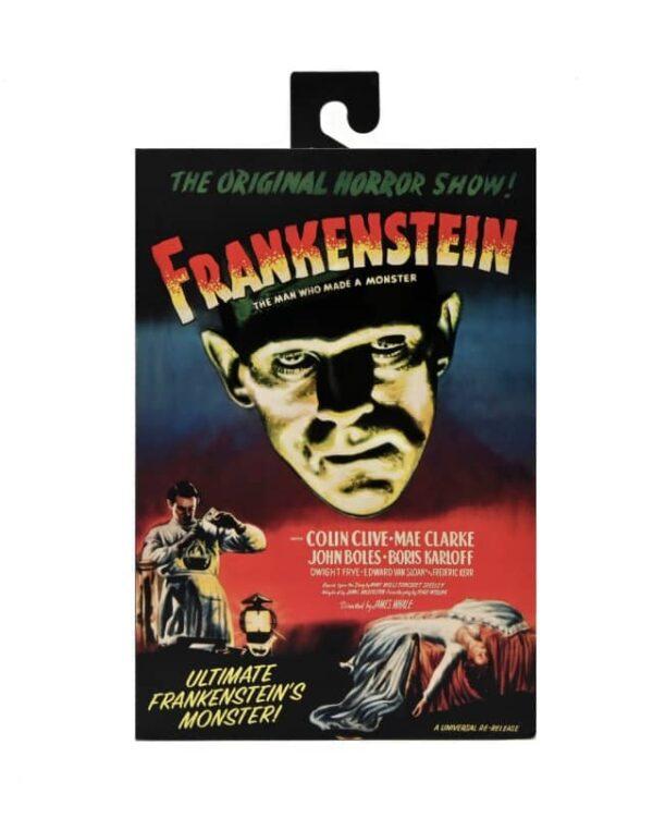 Universal Monsters Ultimate Frankensteins Monster color 12