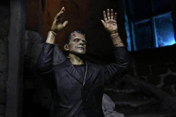 Universal Monsters Ultimate Frankensteins Monster color 2