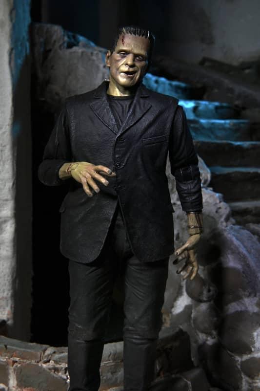 Universal Monsters Ultimate Frankensteins Monster color 6