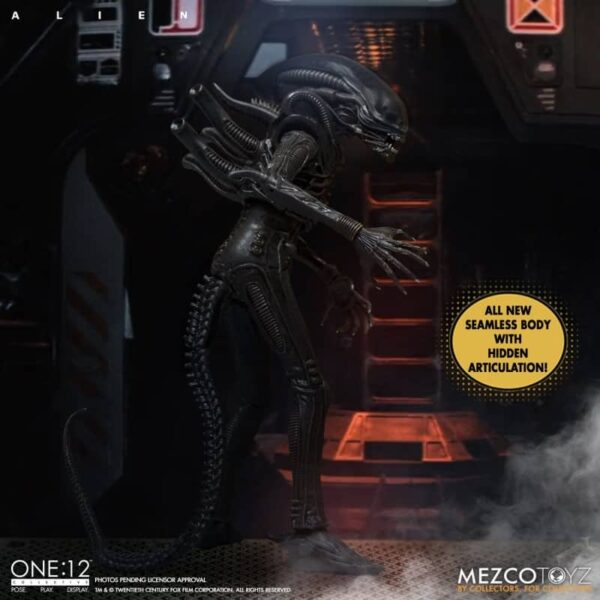 Alien One 12 Collective 3