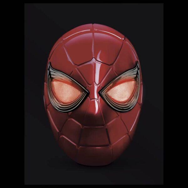 Avengers Endgame Iron Spider Electronic Wearable Helmet 2