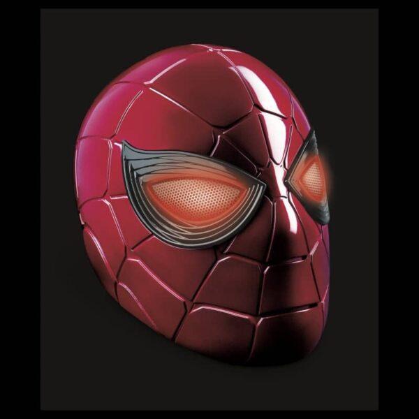 Avengers Endgame Iron Spider Electronic Wearable Helmet 3