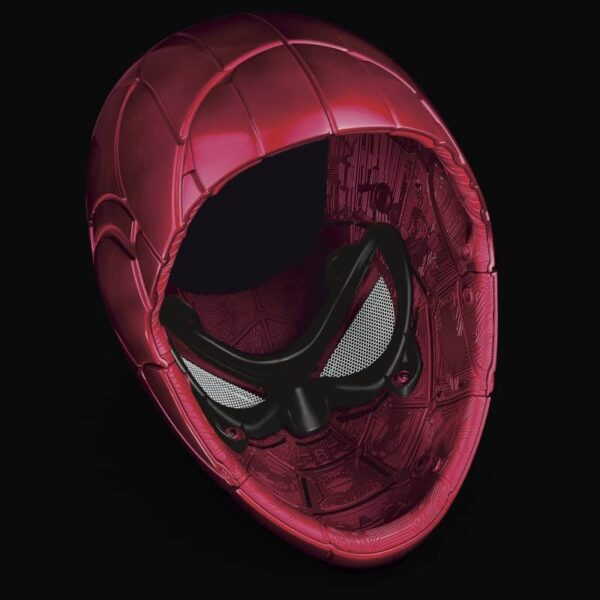Avengers Endgame Iron Spider Electronic Wearable Helmet 6