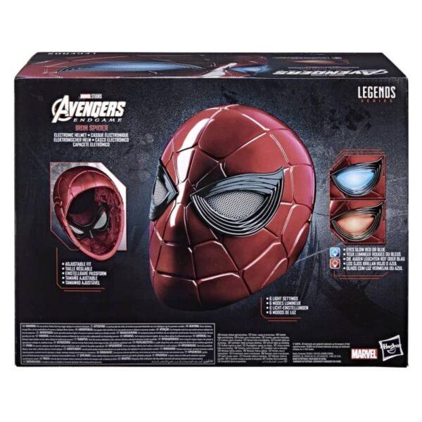 Avengers Endgame Iron Spider Electronic Wearable Helmet 8