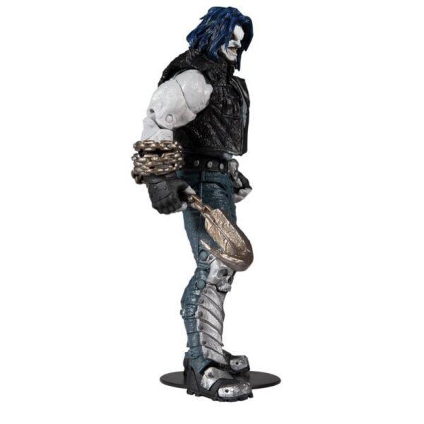 DC Multiverse Rebirth Lobo Action Figure 4