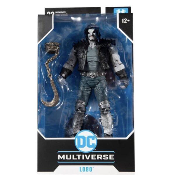 DC Multiverse Rebirth Lobo Action Figure 7