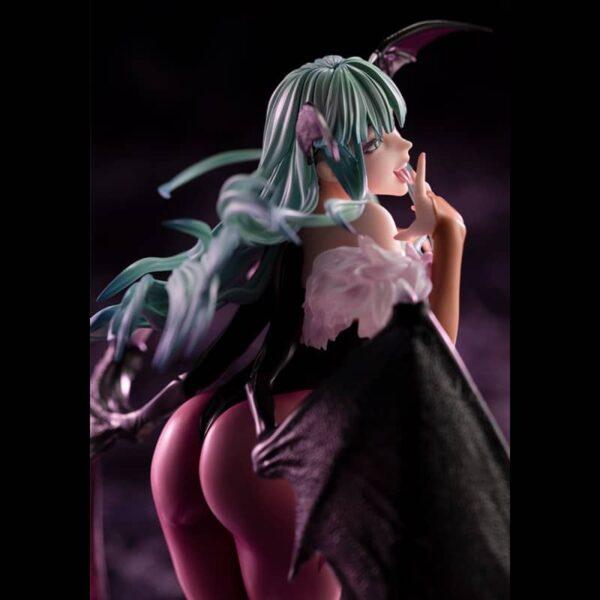 Darkstalkers Morrigan Bishoujo Statue 12