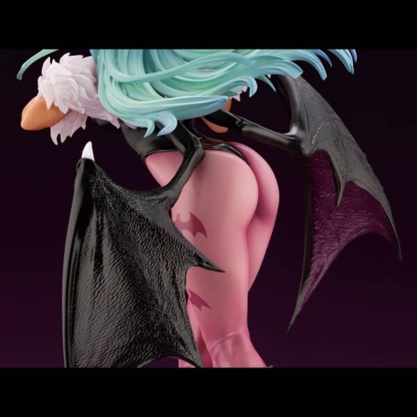 Darkstalkers Morrigan Bishoujo Statue 9
