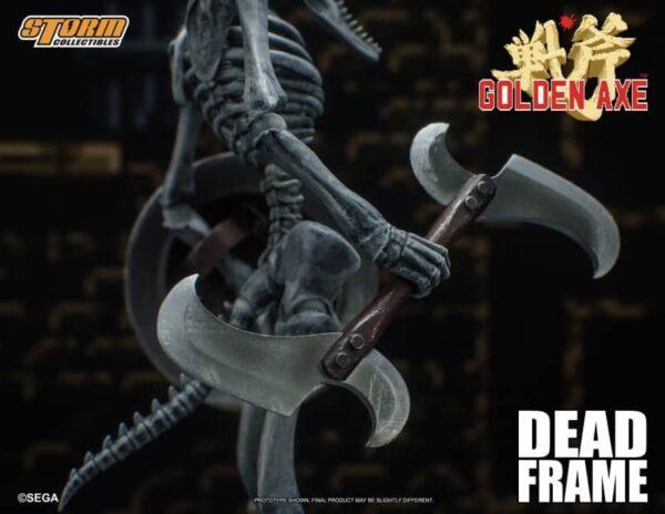 Golden Axe Dead Frame 2 Pack 11