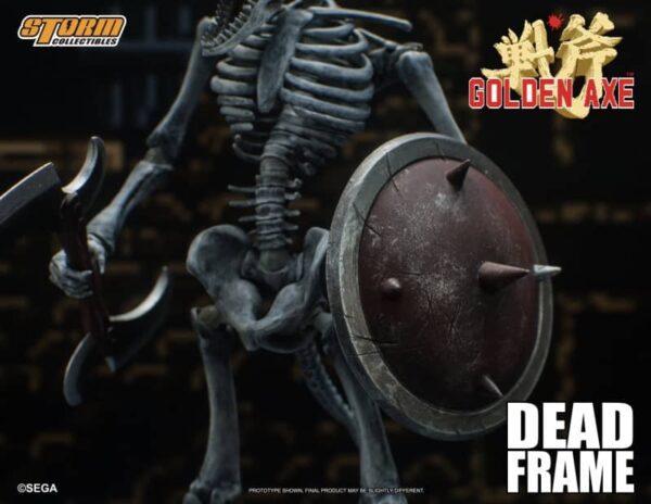 Golden Axe Dead Frame 2 Pack 5