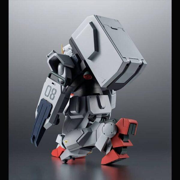 Gundam Robot Spirits 08th MS Team RX 79G Gundam Ground Type ver. A.N.I.M.E. 5 1