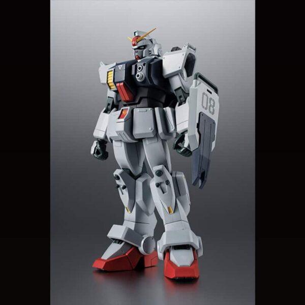 Gundam Robot Spirits 08th MS Team RX 79G Gundam Ground Type ver. A.N.I.M.E. 6 1