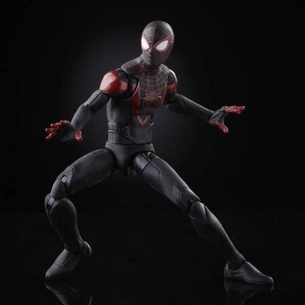 Marvel Legends Gamerverse Miles Morales